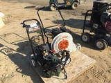 Pallet of Mi-T-M Pressure Washer, Misc Pump,