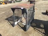 Bobcat Cage/Canopy,