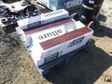 (17) Boxes of Allure Grip Strip Flooring.