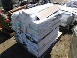 Pallet of Misc Allure Grip Strip Flooring.