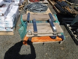 Pallet of Wooden Stake Sides.