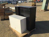Pallet of (4) Display Cabinets/Stands.