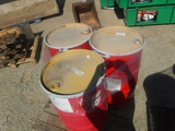 (3) 55 Gallon Drums of Shell Malleus OGM Heavy