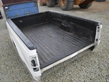 8' Pickup Bed w/Spray-On Bed Liner.