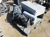 Pallet of Air Compressor Tanks,