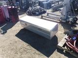 Crossbed  Aluminum Utility Box.