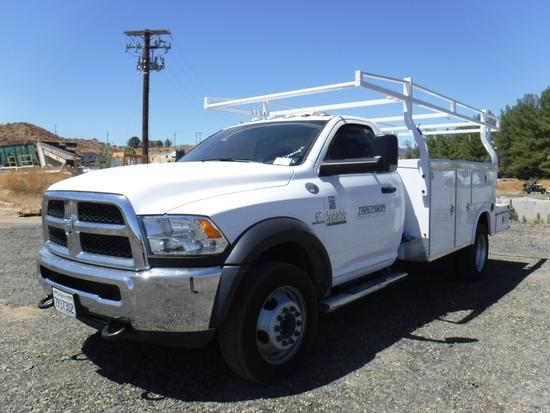 2019 Dodge RAM 4500 Service Truck,