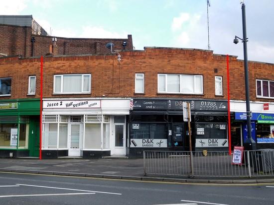 Newport Road, Stafford, Staffordshire, ST16 2HH