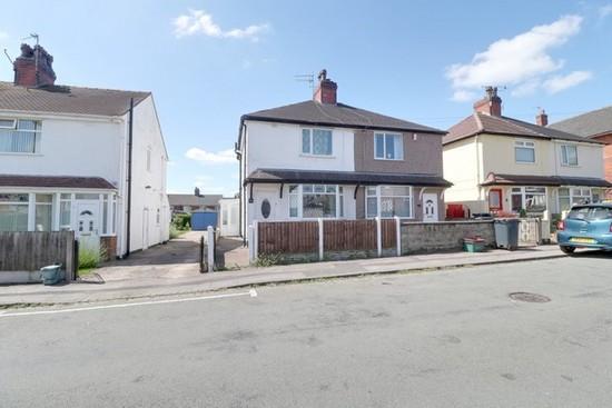 Heaton Terrace, Porthill, Newcastle-under-Lyme, Staffordshire, ST5 8PJ
