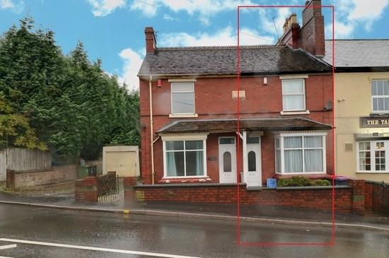Talbot Villas, Gower Street, St Georges, Telford, Shropshire, TF2 9BJ