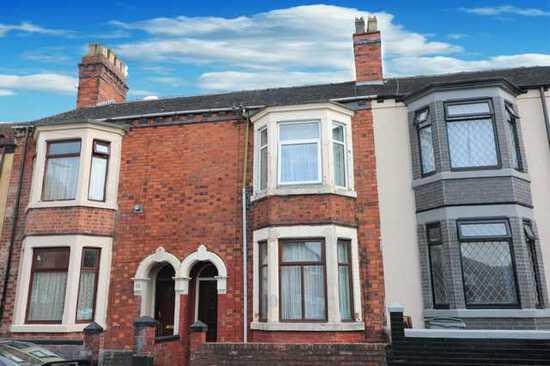 Rushton Road, Cobridge, Stoke-on-Trent, Staffordshire, ST6 2HP
