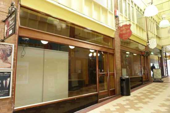 Piccadilly Arcade, Hanley, Stoke-on-Trent, Staffordshire, ST1 1DL