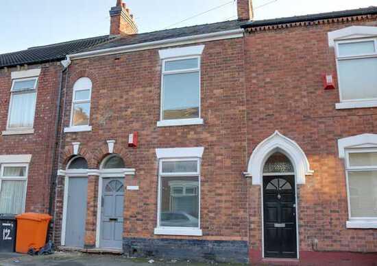 Glover Street, Crewe, Cheshire, CW1 3LD