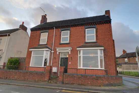 Penkhull Terrace, Penkhull, Stoke-on-Trent, Staffordshire, ST4 5DH