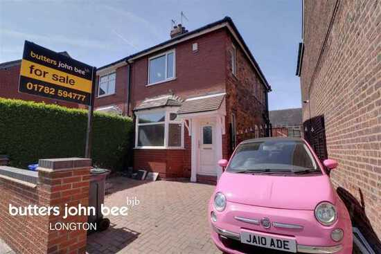 Anchor Road, Longton, Stoke-on-Trent, Staffordshire, ST3 5XD