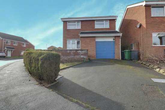 Ludlow Drive, Stirchley, Telford, Shropshire, TF3 1EG