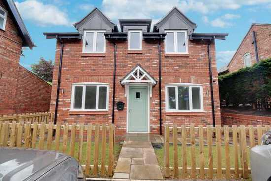 Vicarage Lane, Tarporley, Cheshire, CW6 9BY