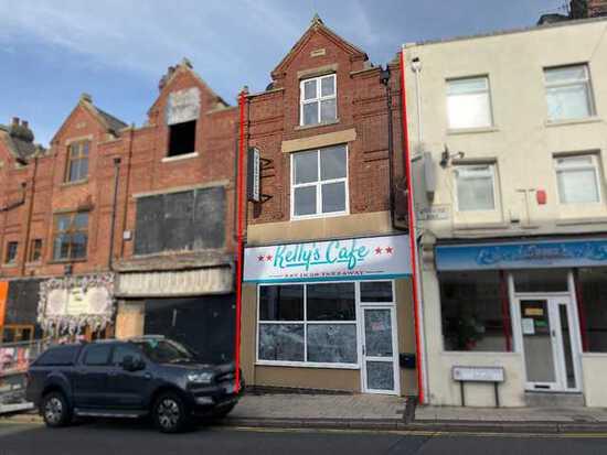 Market Street, Longton, Stoke-on-Trent, Staffordshire, ST3 1BW