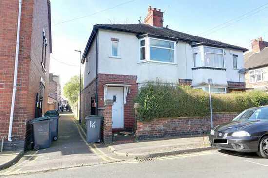 Watford Street, Shelton, Stoke-on-Trent, Staffordshire, ST4 2EW