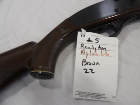 Remington, 66, 0.22, nylon, brown