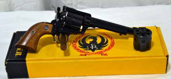 Ruger Blackhawk Buckeye 32/20 32 H+R mag