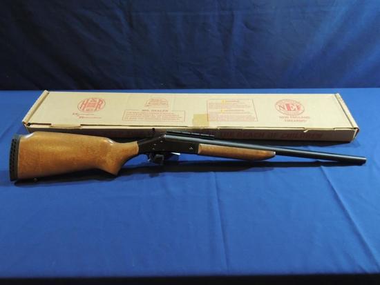 New England Handi Rifle 204 Ruger