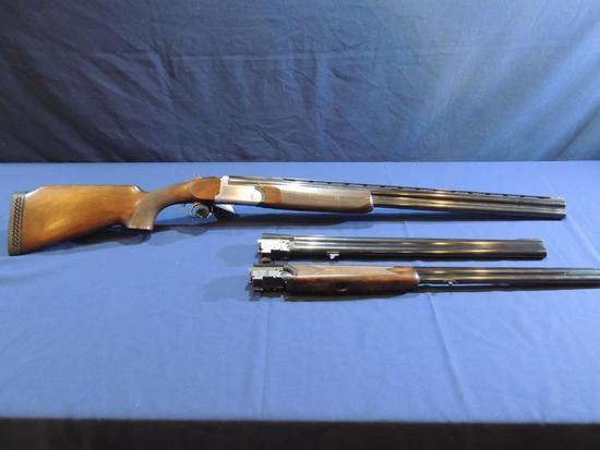 Tecni-Mec Broadway Arms 12 Gauge and 20 Gauge O/U Three Barrel Set