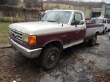 1991 Ford F250 4x4 Truck