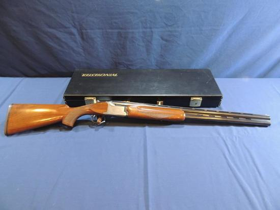Cased Winchester 101 Lightweight 12 Gauge