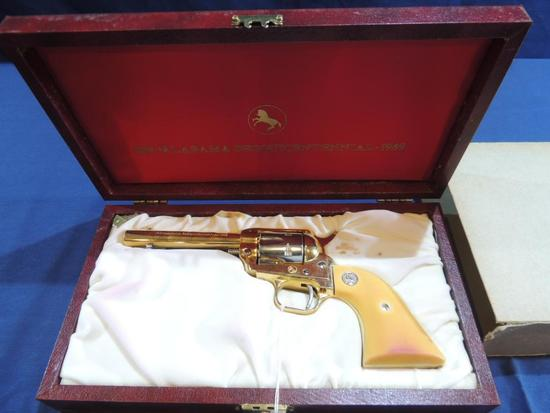 Colt Frontier Scout Alabama Sesquicentennial Anniversary 22 Caliber