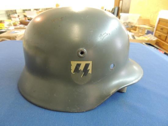 WWll SS German Military Helmet