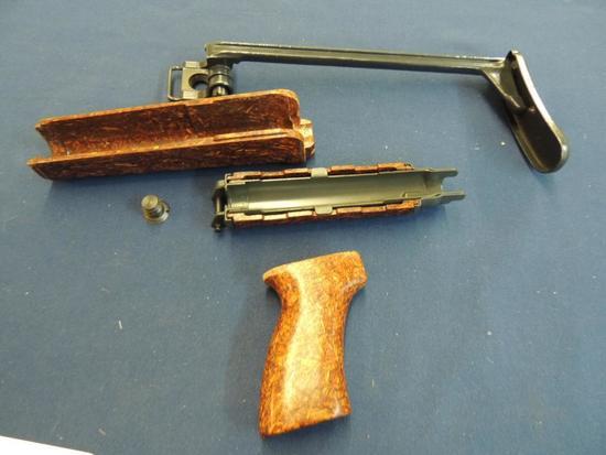 VZ 58 7.62x39 Rifle Parts