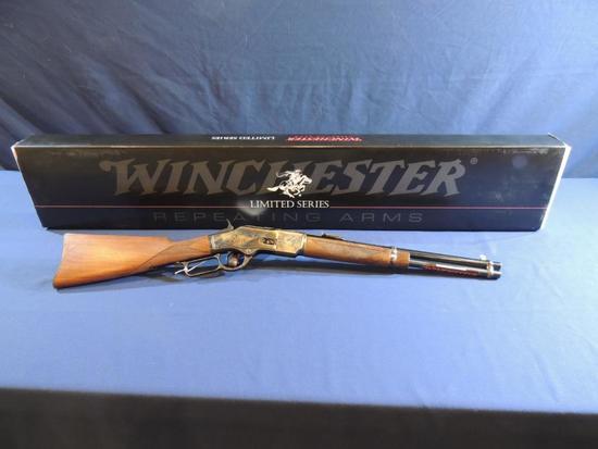 Winchester Model 1873 Deluxe Trapper 357 Magnum