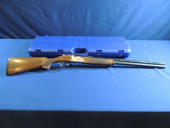 Beretta 686 Silver Pigeon I O/U 20 Gauge