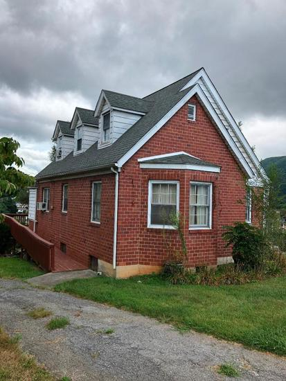 Real Estate Auction -Lovely Two-Story Brick Home