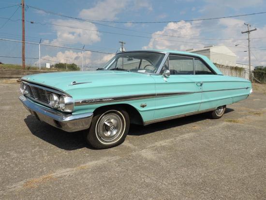 1964 Ford Galaxie 500 XL Two Door Hard Top