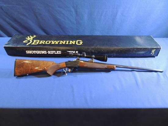 Browning Model 1885 243 Caliber