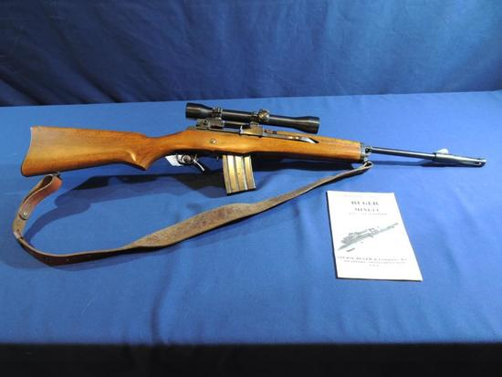 Ruger Mini 14 200th Year Anniversary 223 Caliber