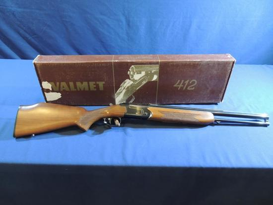 Valmet Model 412 30-06 and 12 Gauge