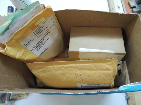 Large Box of Gunsmithing Parts and Accessories