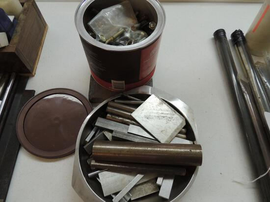 Miscellaneous Metal, Hardware, and Lead Lot