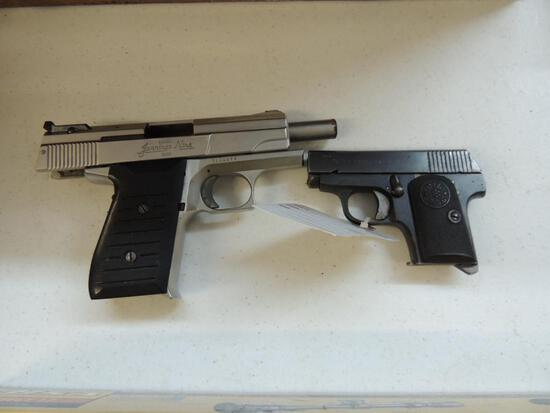 Two Parts Pistols