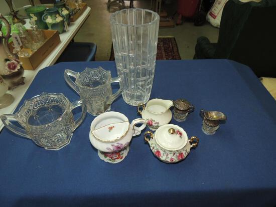 Glassware Lot