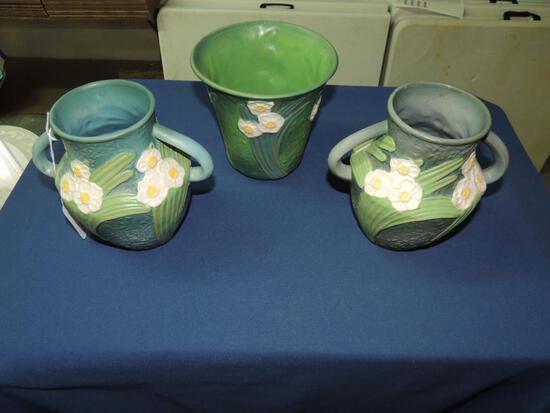 Roseville Pottery Lot