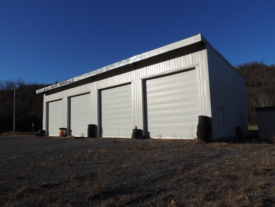 Commercial Buildings with Equipment In Virginia