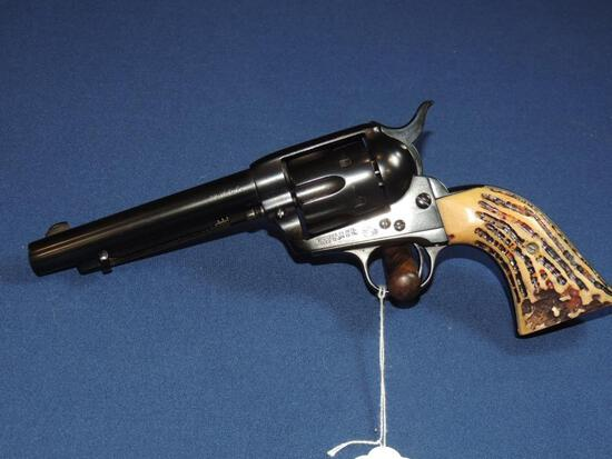 Colt First Generation SAA 38 WCF
