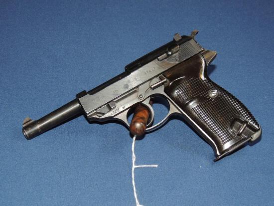 German CY9 P38 9mm