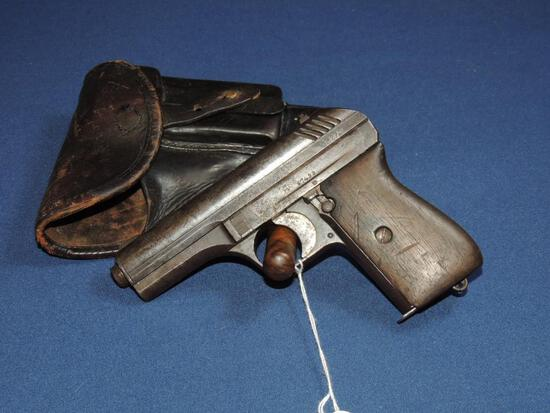 CZ Model 27 32 ACP with Holster