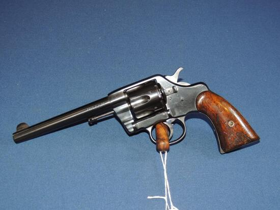US Issued Colt New Army Model of 1896 38 Long Colt with Letter