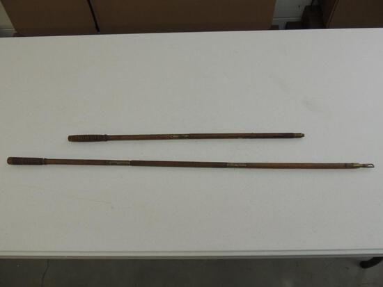 Vintage 1800s Shotgun Cleaning Rods